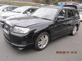 Планка под фары Subaru Forester Новосибирск