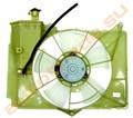 Диффузор радиатора для Toyota Porte