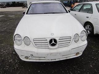 Заглушка бампера Mercedes-Benz CL-Class Владивосток