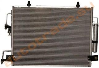 Радиатор кондиционера Mitsubishi Pajero Sport Владивосток