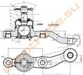 Шаровая опора для Lexus GS430