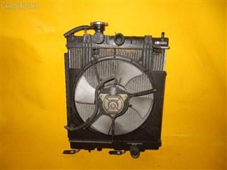 Радиатор основной Nissan March Владивосток