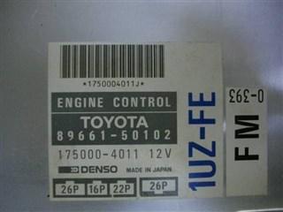 Блок управления efi Toyota Celsior Владивосток