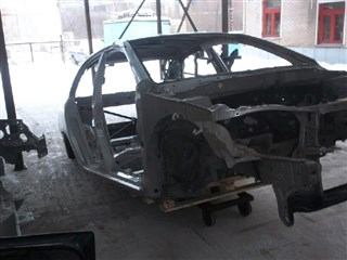 Порог Toyota Corolla Новосибирск