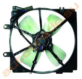 Диффузор радиатора Mazda 626 Владивосток
