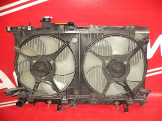 Диффузор радиатора Subaru Legacy B4 Новосибирск