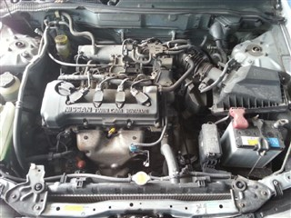 Двигатель Mazda Familia Wagon Новосибирск