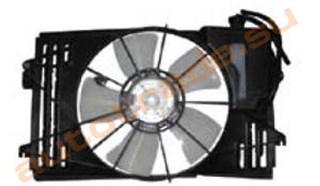Диффузор радиатора Toyota Allex Владивосток