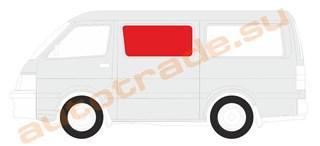 Стекло Volkswagen Multivan Новосибирск