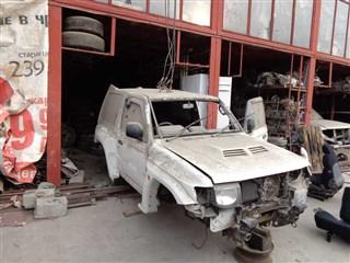 Капот Mitsubishi Pajero Evolution Владивосток