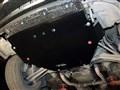 Защита двигателя для Infiniti J30