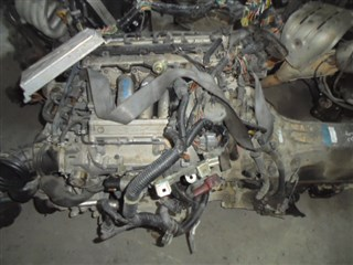 Двигатель Honda Saber Владивосток