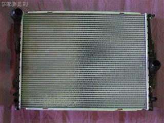 Радиатор основной BMW X1 Владивосток
