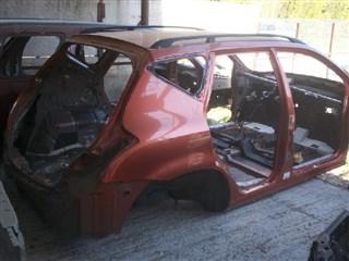 Днище багажника Nissan Murano Новосибирск