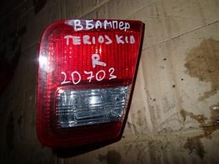 Повторитель бамперный Daihatsu Terios Kid Владивосток