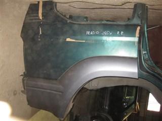 Крыло Toyota Land Cruiser Prado Владивосток