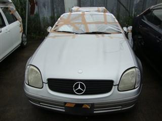 Расходомер воздушный Mercedes-Benz SLK-Class Владивосток