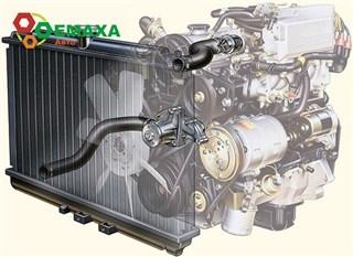 Радиатор основной Nissan AD Wagon Барнаул