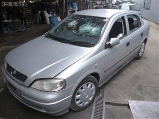 Крышка багажника Opel Astra Новосибирск