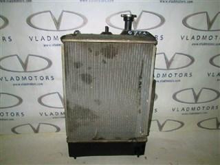 Радиатор основной Mitsubishi EK Wagon Владивосток