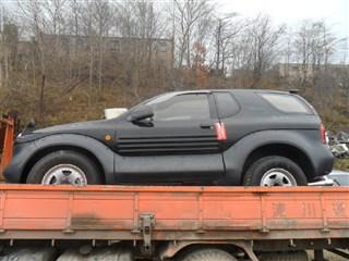 Стекло собачника Isuzu Vehicross Владивосток