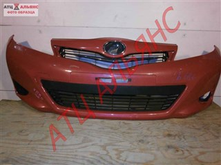 Бампер Toyota Yaris Владивосток