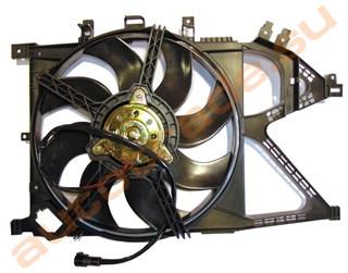 Диффузор радиатора Chevrolet Vectra Новосибирск