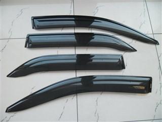 Ветровики комплект Toyota Fortuner Владивосток