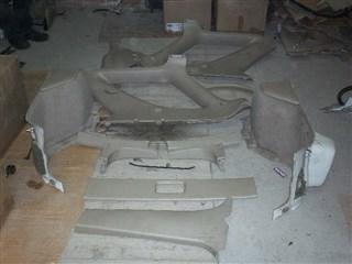Обшивка багажника Toyota Harrier Новосибирск