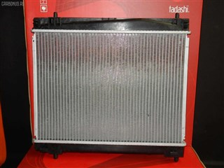 Радиатор основной Toyota Yaris Уссурийск