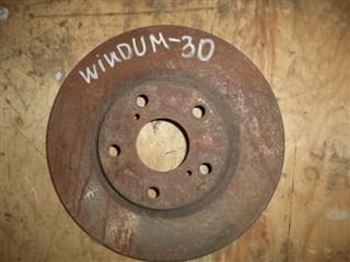 Тормозной диск Toyota Windom Новосибирск