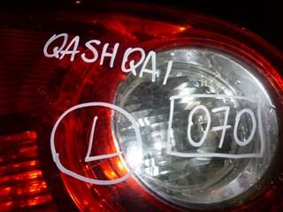 Стоп-сигнал Nissan Qashqai Новосибирск
