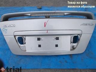 Крышка багажника Suzuki Aerio Sedan Барнаул