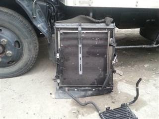 Радиатор основной Mazda Titan Владивосток