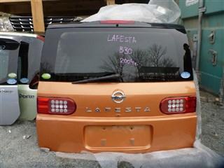 Дверь задняя Nissan Lafesta Владивосток