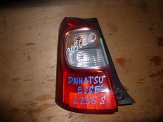 Стоп-сигнал Daihatsu Esse Владивосток