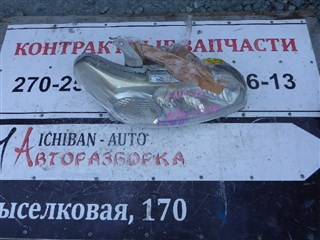 Фара Toyota Porte Владивосток