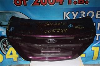 Крышка багажника Hyundai Solaris Бердск