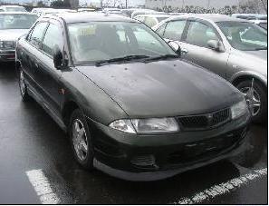 Крышка багажника Mitsubishi Carisma Алматы