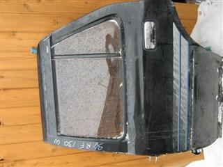 Дверь Toyota Surf Новосибирск