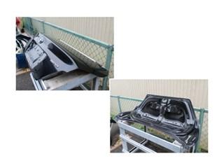 Крышка багажника Toyota Mark X Владивосток