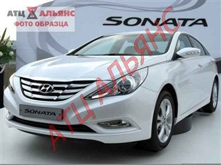 Капот Hyundai Sonata Владивосток
