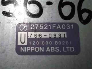 Блок управления abs Subaru Impreza WRX Новосибирск