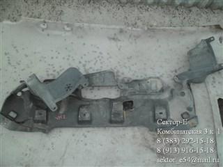 Защита двигателя Honda Element Новосибирск