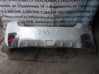 Бампер Subaru Impreza XV Владивосток
