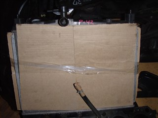 Радиатор основной Toyota Vitz Новосибирск