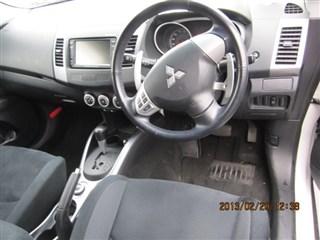 Обшивка дверей Mitsubishi Outlander XL Новосибирск