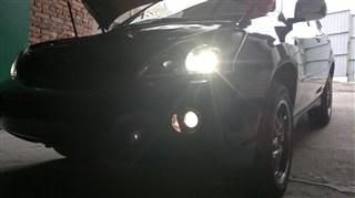 Жесткость бампера Toyota Harrier Hybrid Владивосток