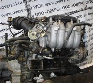 Двигатель Mazda Capella Владивосток