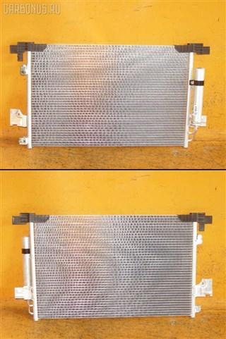 Радиатор кондиционера Mitsubishi Lancer Evolution Новосибирск